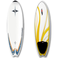 5ft to 6 ft Surfboard Fish